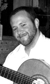 Guitarist Danny Rectenwald
